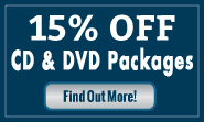 Discounts on CD and DVD packages